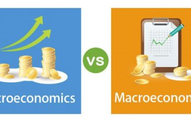 Look at the Differences Between Micro and Macro Economics
