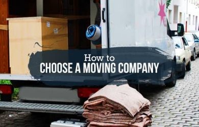 Tips for Choosing the Right Local Moving Company