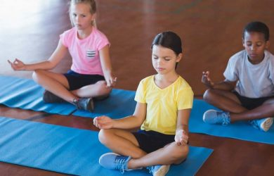 mindful exercises for students